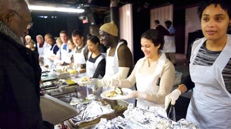 Volunteer Soup Kitchen Nyc by Bmcc News Giving Back