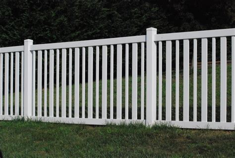 19 home depot vinyl fence gate decor23