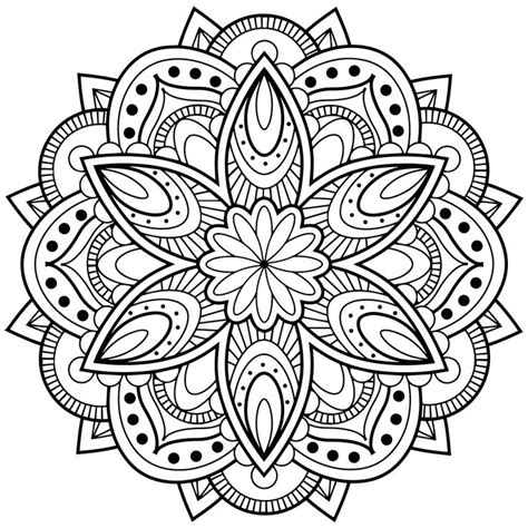 beautiful mandala coloring pages for adults coloring page mandala high resolution coloring coloring