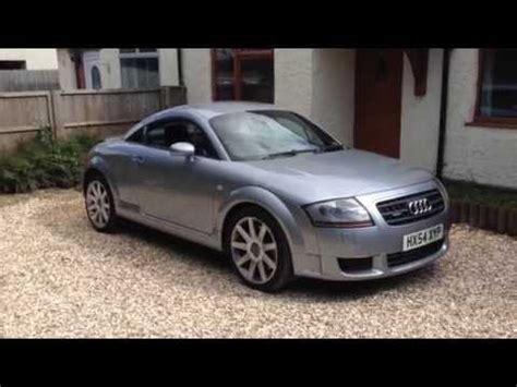 Audi Tt Mk1 Review by Audi Tt Mk1 3 2 V6 Review