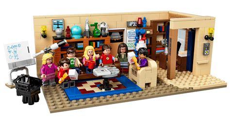 big bang theory lego ideas lego big bang theory set 21302 revealed photos bricks