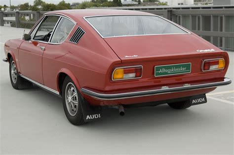 audi 100 coup 233 s 1973 youngtimer be cause