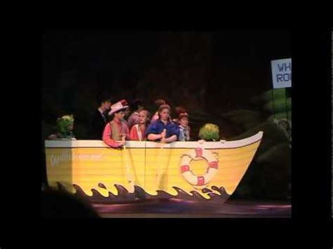 willy wonka boat scene willywonka boat scene youtube