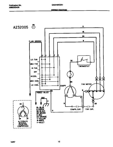 ge model asw18dls1 window air conditioner wiring diagram pdf