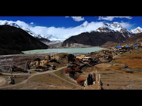 Small Town breathtaking scenery of ranwu tibet china org cn