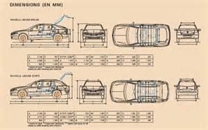 Renault Laguna Estate Dimensions Vos Laguna 2 En Photos Page 42 Laguna Renault