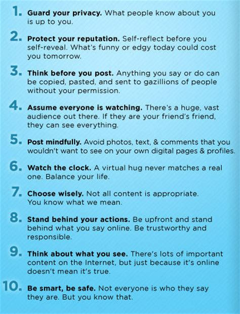 10 effective tips for stand digital citizenship mr difiore s class