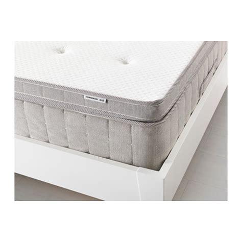 Ikea Pillow Top Mattress Pad Tromsdalen Mattress Topper Ikea