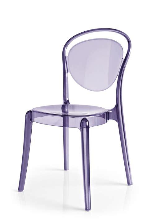 sedia calligaris parisienne sedia impilabile in plastica in stile moderno parisienne