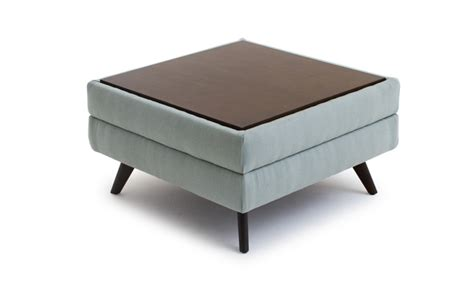 table top ottoman hopson table top ottoman by joybird