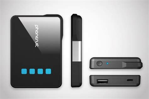 Power Bank Roles R2 3500mah phonesuit power micro backup battery gadgetsin