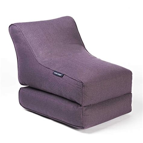 bean bag chaise lounge purple chaise lounge bean bag sofa purple interior