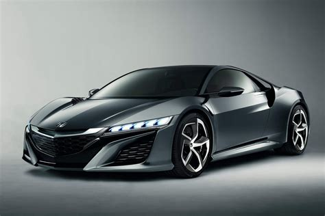 hybrid sports cars all new honda nsx hybrid sport car ready to order in britain
