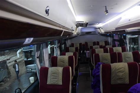 jj express vip bus  mandalay