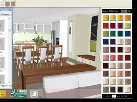 3d home design software with material list download free 3d home interior design software youtube