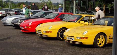 porsche 968 uk porsche 968 2007 national event