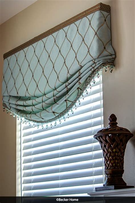 fabric shades window treatments roman london the fabric mill relaxed roman shade stationary roman shade beaded trim