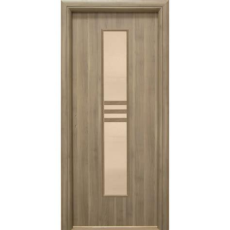 Usi De Interior Dedeman by Dedeman Usa Interior Celulara Cu Geam Eco Doors R80