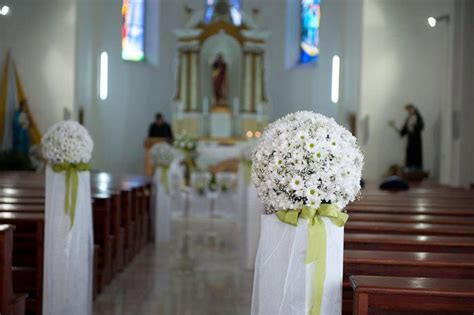 Wedding Arch Inside Church by 1000 Images About Wedding Church Decoration By Magnolija