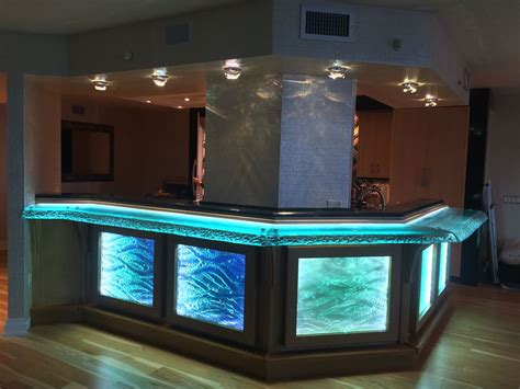 glass top bar bar top glass face counter tops signature art glass