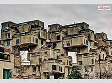 30 najdziwniejszych budynków świata. Habitat Düsseldorf