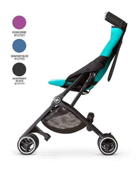 Gb Stroller 008 Q Fold pram review gb pockit travel stroller