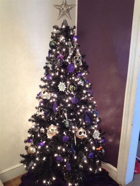 nightmare before xmas tree ideas our black nightmare before tree