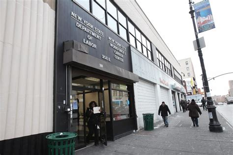 Ny Unemployment Office by Unemployment Nationwide But Bronx Still Hit