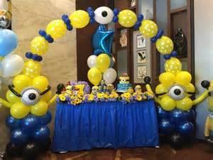 como hacer minions de globos decoraci 243 n con globos las mejores 33 ideas de 100 im 225 genes