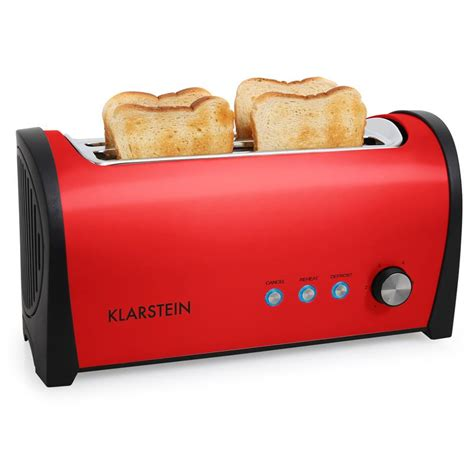 Toaster 2 Slot 4 Slice New 4 Slice Toaster 1400w 2 Slot Toasters With