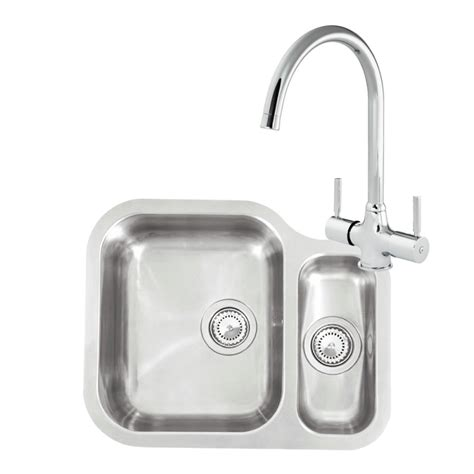 Reginox Kitchen Sinks by Reginox Elegance Alaska Kitchen Sink With Thames Tap