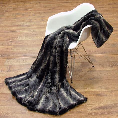 hochwertige kuscheldecken decke felldecke in felloptik fellimitat 150 x 200 cm