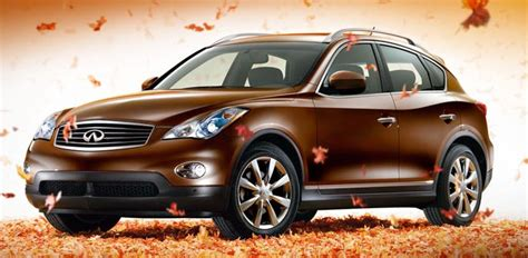 how to learn about cars 2011 infiniti ex parking system 2011 infiniti ex details and pricing announced autoevolution