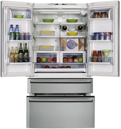 Pull Out Fridge Drawers refrigerators with pull out drawers a new trend