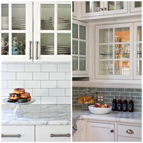 Elegant Kitchen Backsplash 6 elegant varieties of kitchen backsplash tile big chill