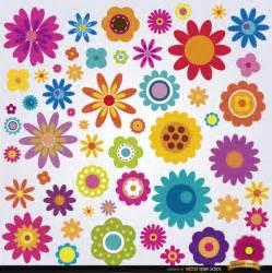 fondo las flores colores descargar vectores gratis