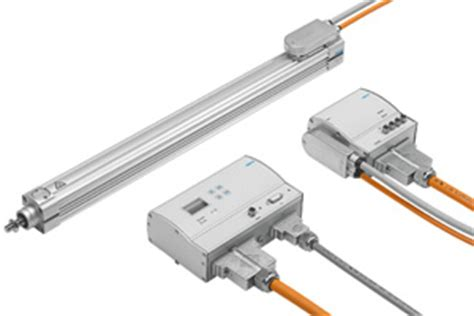 festo pneumatic motor festo s new electric linear motors look like their