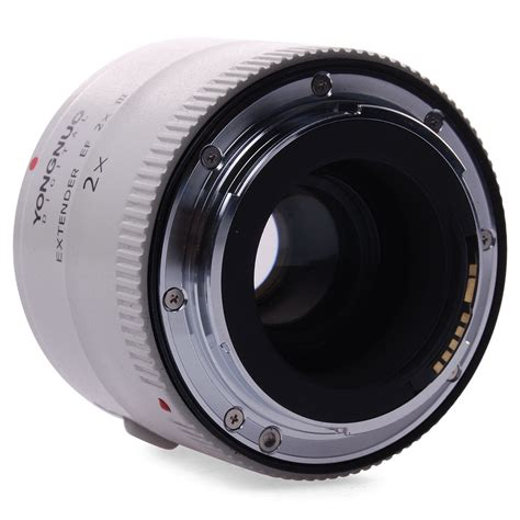 Teleconverter Lens 2 0x yn ef 2x iii extender 2 0x teleconverter telephoto for