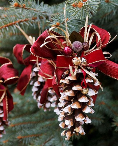1000 ideas about pine cone tree on pinterest xmas