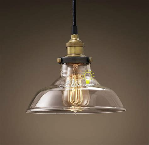 vintage pendant lights for kitchens classic glass copper pendant lighting contemporary