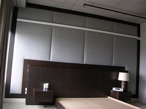 upholstered walls fabric wall upholstery