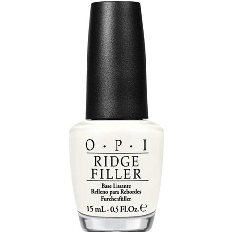 nail polish after 40 opi nail polish ridge filler nt t40