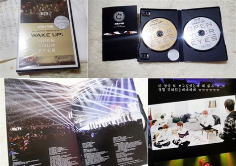 bts dvd wake  open  eyes review btstan