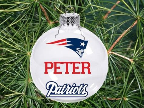 3 28 ornament new england 18 best new patriots tree images on deco