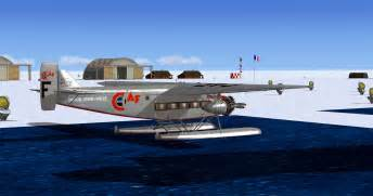 Ford Trimotor by Cr1 Ford Trimotor