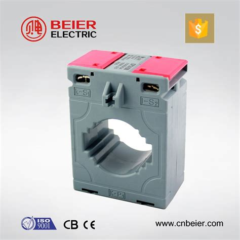 Pm Current Trasformer Type 60 600 mes 100 60 accuracy guide din rail type ct operated current transformer 600 5a buy mes100 60