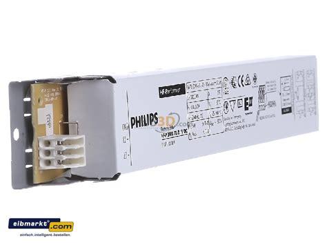 Ballast Trafo Tl Orisinil Philips eibmarkt electronic ballast 3 4x18w hf p 3 418 tl d iii