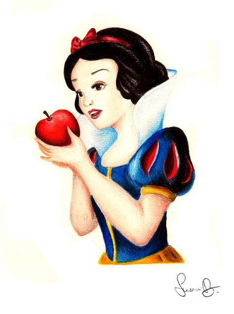 painting snow white snow white by strawberry 2110 on deviantart