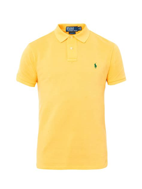 More Ponies For Polo by Polo Ralph Small Pony Custom Fit Polo Shirt In