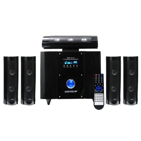 black friday acoustimax hd 70 5 1 home theatre surround